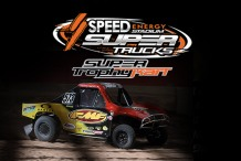 Stadium Super Trucks Super Trophy Kart Travis Pecoy